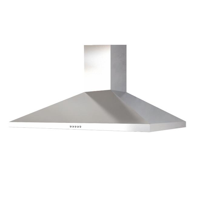 Blanco 1142 Pyramid Stainless Steel Hood 600mm 600mm