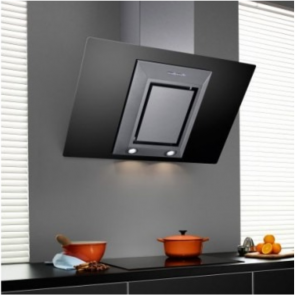 Blanco 1235 Angled Glass Feature Hood 900mm