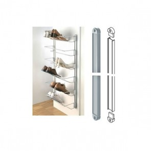 Shoe Rack Mounting Rails