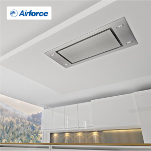 Airforce F88 Slim Profile Ceiling Hood 660m³/h 1000x500mm