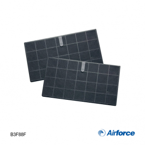 Airforce F88 & F88/8 Ceiling Hood Air Recirculating Kit