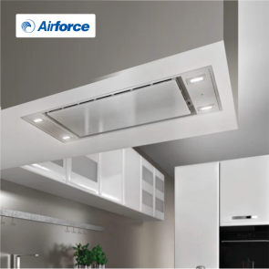 Airforce F96TLC Ceiling / Canopy Hood 660m³/h 830x300mm