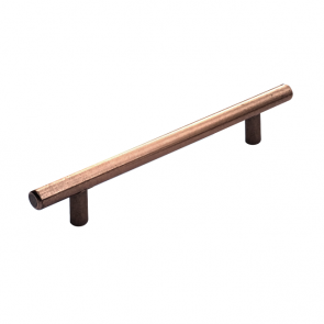 Bar 12 Handle Antique Copper 160mm