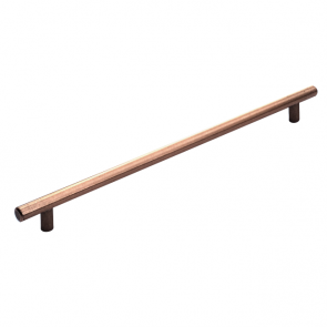 Bar 12 Handle Antique Copper 320mm