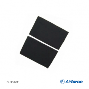 Airforce Aspira Slim B2 Eco / Onboard G5 Flex Venting Hob Filter Kit
