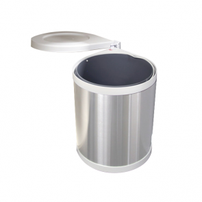 Door Mounted Single Bin
