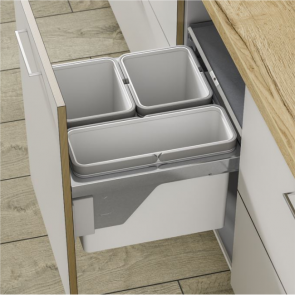 Innostor Plus Triple Bin 500mm