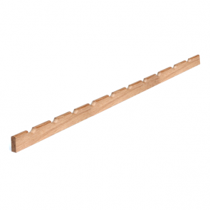 Wine Rack Strip - White Oak