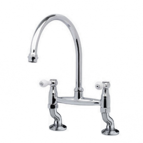 Country Bridge Tap Chrome