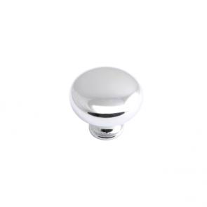 Button Knob Chrome 32mm