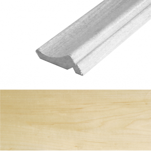 Profile No.23 C-Style Cornice - Maple