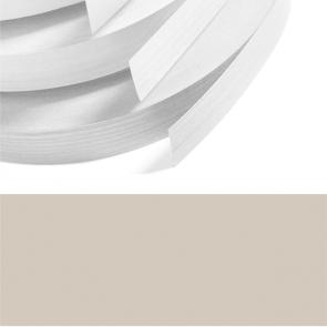 Cashmere Textured PVC Edging 22mm x 0.8mm x 150m Unglued
