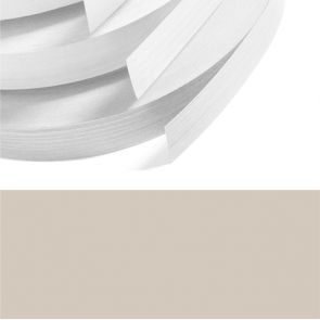 Cashmere Textured PVC Edging 22mm x 0.4mm x 300m Unglued