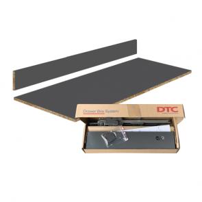 DTC Pro Standard Drawer Kit 450mm x 95mm for 1000mm unit
