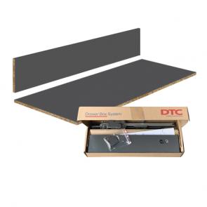 DTC Pro Pot Drawer Kit 500mm x 178mm for 1000mm unit