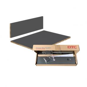DTC Pro Pot Drawer Kit 450mm x 178mm for 600mm unit