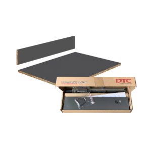 DTC Pro Standard Drawer Kit 450mm x 95mm for 600mm unit