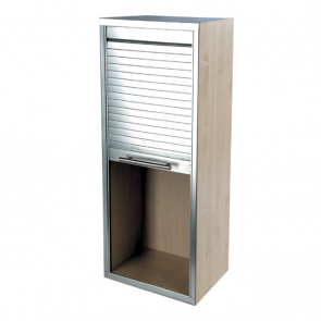 Deluxe Tambour Door Kit 1210mm x 500mm