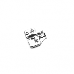 Top Hinge Clip-On Plate 0mm