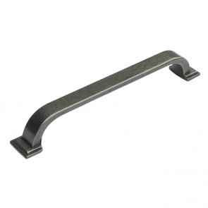 Dunluce Handle Cast Iron 160mm