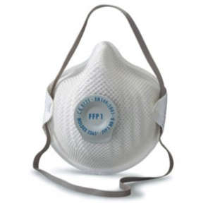 Moldex 2365 Dust Mask with Rubber Exhale Valve