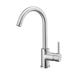 Blanco 1626 Envoy Tap Brushed Steel