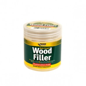 Ever Build Wood Filler 250ml Light Oak