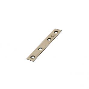 Mending Plate 100mm x 15mm Zinc