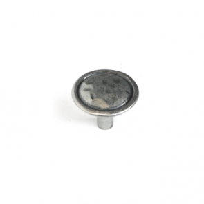 Forge Knob Antique Pewter 34mm