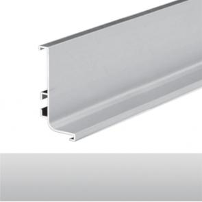Handleless B Top Profile 4100x56.5x27.2mm Aluminium