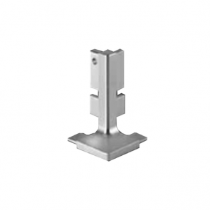 Handleless B Top Profile External Corner Aluminium