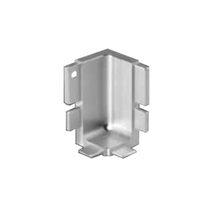Handleless B Top Profile Internal Corner Aluminium