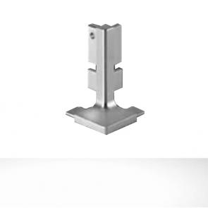 Handleless B Top Profile External Corner White
