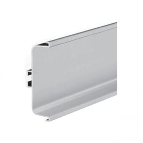 Handleless C Mid Profile Aluminium 4.1m
