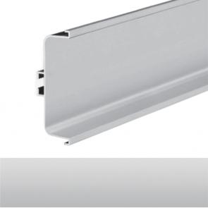 Handleless C Mid Profile 4100x73x26mm Aluminium