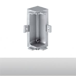 Handleless C Mid Profile Internal Corner Aluminium