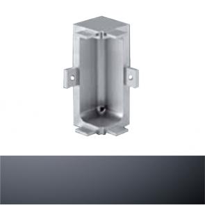 Handleless C Mid Profile Internal Corner Graphite