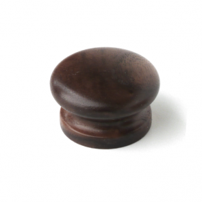 Finished Walnut Knob 50mm