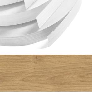 Hamilton Oak Textured PVC Edging 22mm x 2.0mm x 100m Unglued