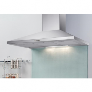 Blanco 1142 Pyramid Stainless Steel Hood 900mm