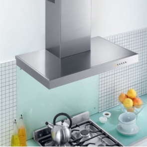 Blanco 1171 Box Stainless Steel Hood 900mm