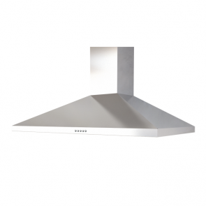 Eletta Stainless Steel Chimney Hood 324m3/h 600mm