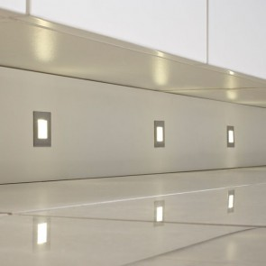 Luce LED Plinth Lights Cool White
