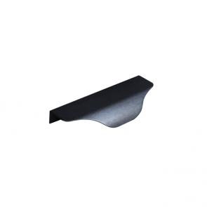 Mercure Edge Handle Anodised Brushed Black 130mm