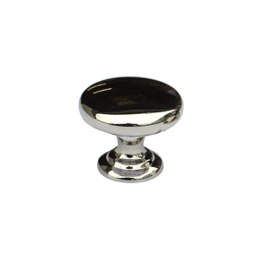 Monmouth Knob Polished Nickel 38mm