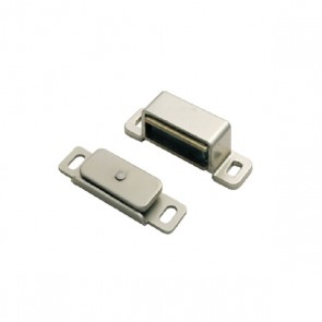 Nickel Plated Magnetic Catch