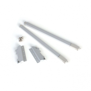 DTS Pot Conversion Kit 160mm Grey