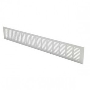 Domus Aluminium Plinth Vent 478mm x 79mm