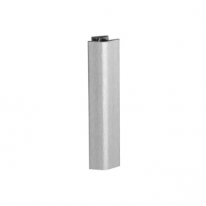 Stainless Steel Effect Plinth 45' / 135' Joint