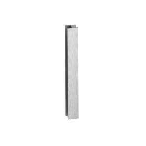 Stainless Steel Effect Plinth Straight Joint